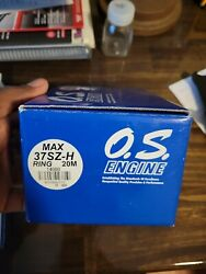 OS .37 Hz rc helicopter engine with pipe $260.00