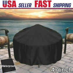 Waterproof Riding Lawn Mower Cover UV Protector for 55quot; Lawn Tractor Universal $15.59
