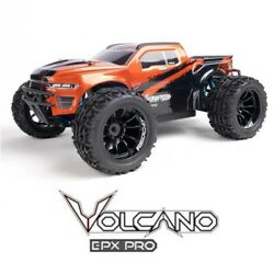 Redcat Racing Volcano EPX Pro RTR RC Electric Brushless Monster Truck Copper $229.99