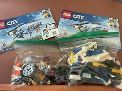 Lego City Sky Drone Police Chase RETIRED 60207 $30.00