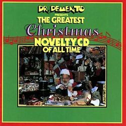The Greatest Christmas Novelty CD of All Time Audio CD The Chipmunks; Spike Jo $7.99