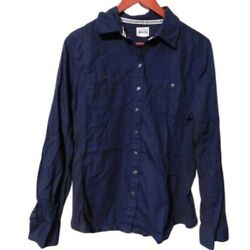 Converse ONE STAR Long Sleeve button up Junior size large $20.00