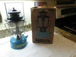 COLEMAN MADE SEARS LANTERN DATED 69 IN BOX VERY NICE COND $375.00
