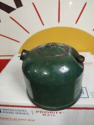 Vintage Coleman 242C Tank Only Dated 4 12 Brass? Holds Pressure $14.99