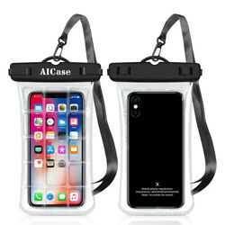 AICase IPX8 Underwater With Touch Screen Mobile Phone Waterproof Bag Universal $9.99