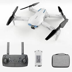 GoolRC S162 RC Drone With Camera GPS 1080P WIFI FPV Quadcopter For Adults L9H9 $98.29