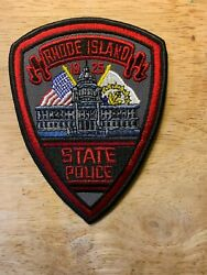 Rhode Island State Police Shoulder Patch...New $12.00