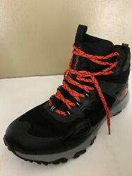 The North Face Mens Ultra Fastpack Iv Futurelight Black Hiking Shoes Size 8.5 $80.99