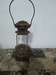 Authentic Skaters Lamp 1904 $300.00