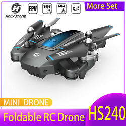 Holy Stone HS240 HD Selfie RC Drones with 720P HD Camera Foldable RC Quadcopter $52.19