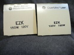 EZK 150W 120V REPLACEMENT BULB FOR PROJECTION LAMP BULB EZK 150W 120V $9.99