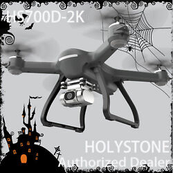 Holy Stone HS700D FPV Drone 4K 2K HD Camera GPS RC Quadcopter Brushless Motor $239.99