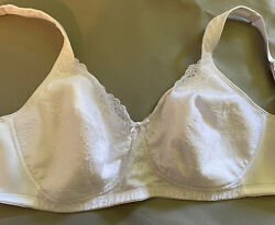 PLAYTEX BRA 18 Hr Wire Free Size 44C Preowned $7.50