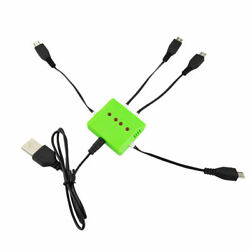 4 in 1 Quadcopter Balanced Battery Charger for RC Drone Plane Power Supply $9.99