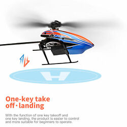 WLtoys XKS K127 Helicopter Remote Control Aircraft Fixed 3Battery Xmas Toys C6F2 $66.86