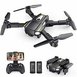 H859 Drones for Kids Adults with 1080P HD Camera Foldable Mini Drones Toys $102.18