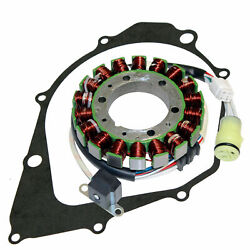 Stator & Gasket for Yamaha Raptor 350 YFM350 2004 05 06 07 08 09 10 11 12 2013 $37.20