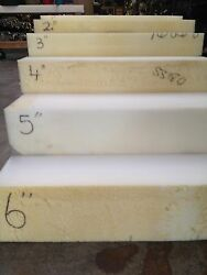 High Density Seat Foam Rubber 1