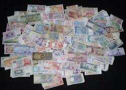 50 Different World Banknotes Paper Money $14.99