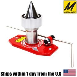 Magna Matic Magnetic Lawnmower Blade Balancer Mag1000 Mountable Wall Mount  $178.66