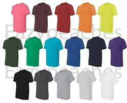 Jerzees Mens Sport 100% Polyester T-shirt dri-fit Work out Gym S-2XL 3XL Tee 21m $5.95