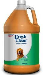 Pet Supply Lambert Kay Freshn Clean Scented Dog Cat Shampoo 1-Gallon New Gif