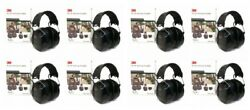 (8) PELTOR WORKTUNES PRO AM FM MP3 Radio HEADPHONES Hearing PROTECTION Ear Muffs