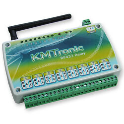 KMTronic USB gt; RF433MHz gt; 8 Channel Relay Board controller $83.00