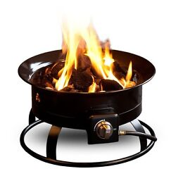 Outland Firebowl Deluxe 890 Portable Propane Fire Pit  New Free Shipping
