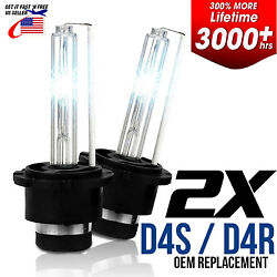 2x D4R D4S HID Bulb Xenon Fit OEM Replacement Headlight for Toyota Lexus