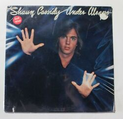 SHAUN CASSIDY Under Wraps LP Warner Bros Rec BSK-3222 US 1978 M SEALED 4B