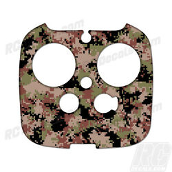 DJI Inspire Drone Wrap RC Quadcopter Controller Decal Custom Skin Camo Red $9.95