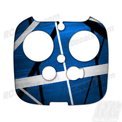 DJI Inspire Drone Wrap RC Quadcopter Controller Decal Custom Skin Death Med Blue $9.95
