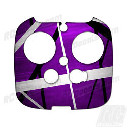 DJI Inspire Drone Wrap RC Quadcopter Controller Decal Custom Skin Death Med Purp $9.95