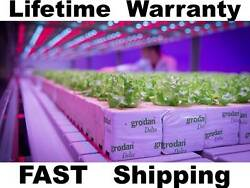 Professional GROW LIGHTS - Bulk Pack - 1500 LED's - Lifetime Warranty Greenhouse