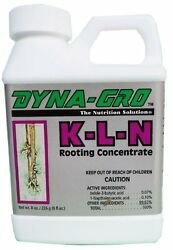 Dyna Gro K L N KLN 8 oz. Rooting Hormone Concentrate Hydroponic Root Stimulator $13.79