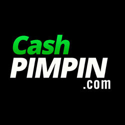 CashPimpin.COM - Premium finance self help brandable affiliate domain name