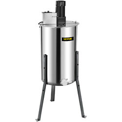 Electric Honey Extractor 36 Frame Stainless Steel Beehive Drum Bee Equipment $222.95