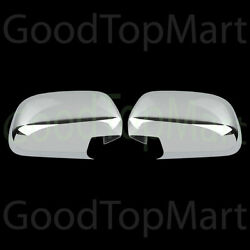 For Toyota Sienna Van 04-10 Chrome Mirror Covers