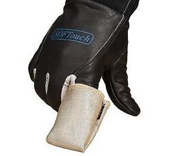 TIG Welding Gloves Finger Heat Shield Heat Protecter Weldas 6.3quot; $9.00