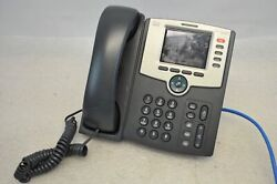 Cisco SPA525G2 5 Line IP Phone Telephone System Office Business - NO DISPLAY