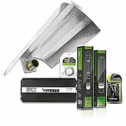 Indoor Grow Kit Complete Plant Hydroponic Garden Greenhouse System w 600W Light