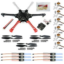 JMT HexaCopter ARF Drone F550 Hex Rotor FlameWheel Kit KK Flight Controller $108.80