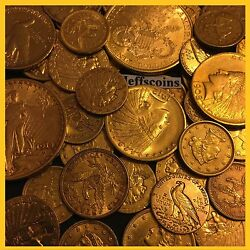 ✯ESTATE SALE OLD US GOLD COINS ✯1 PIECE LOT✯ $2.5 $5 $10 ✯ PSDCC ✯PRE 1933✯ $455.00