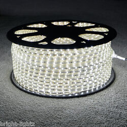 Cool White LED Strip 220V 240V IP67 Waterproof 3528 SMD Commercial Lights Rope
