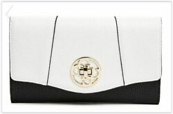 Guess Exotic ladies black&white wallet NEW ! FREE SHIPPING
