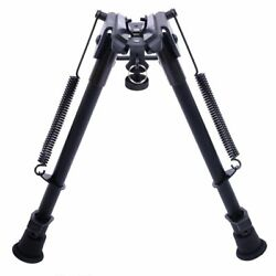 9quot; To 13quot; Adjustable Spring Return Sniper Hunting Rifle Bipod Sling Swivel Mount $35.99