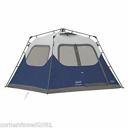 Camping Tent 6 Person Cabin Coleman Instant Outdoor Rainfly Accessory Family!!!
