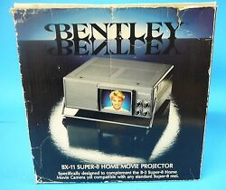 bentley bx 11 super 8 battery operated