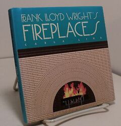 Frank Lloyd Wright's Fireplaces by Carla Lind - First edition